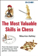Ashley, Maurice The Most Valuable Skills in Chess
