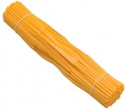 , Bundelmechaniek JalemaClip slangetjes 215mm geel