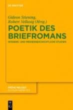Poetik des Briefromans