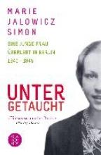 Jalowicz Simon, Marie Untergetaucht