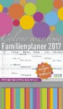 Familienplaner Colour your time 2017