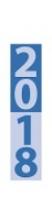 Streifenplaner Compact Blau 2018