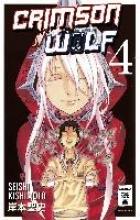 Kishimoto, Seishi Crimson Wolf 04