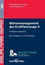 Steinberg, Peter Wärmemanagement des Kraftfahrzeugs X