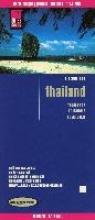 , Reise Know-How Landkarte Thailand 1 : 1.200.000