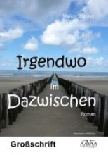 Brüning, Marion IRGENDWO im DAZWISCHEN - Sonderformat Groschrift