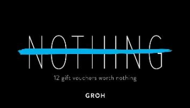 Gift Voucher NOTHING