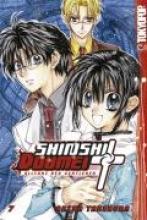 Tanemura, Arina Shinshi Doumei Cross 07