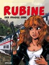Walthéry, François Rubine 13. Der fragile Erbe