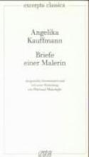 Kauffmann, Angelika Briefe einer Malerin