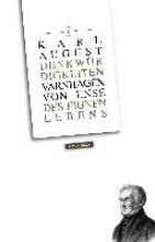 Varnhagen von Ense, Karl August Denkwürdigkeiten des eignen Lebens 1