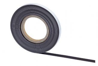 , Magneetband MAUL 10mx10mmx1mm zelfklevend