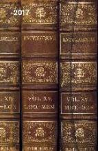 Antique Books 2017 Magneto Diary small