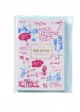 MARK`S 2016 Taschenkalender A6 vertikal, NY City /Pink.