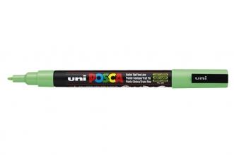 , Verfstift Posca PC3M F lichtgroen