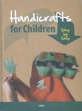 Handicrafts for Children. step by step
