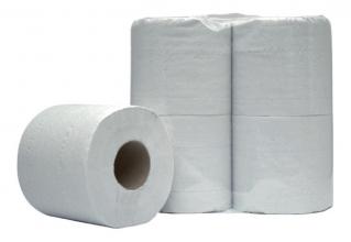 , Toiletpapier Cleaninq 2laags 400vel 10x4rollen