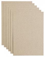 , Kopieerpapier Papicolor A4 100gr 12vel kraft grijs