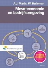 A.J.  Marijs, W.  Hulleman Meso economie en bedrijfsomgeving