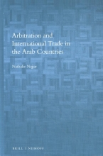 N. Najjar Arbitration and International Trade in the Arab Countries
