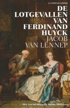 Jacob van Lennep De lotgevallen van Ferdinand Huyck