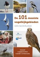 Ger  Meesters De 101 mooiste vogelkijkgebieden van Nederland