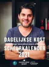 Jeroen Meus , Dagelijkse kost scheurkalender 2021