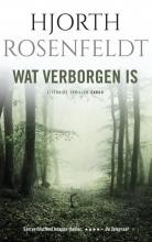 Hjorth  Rosenfeldt Wat verborgen is