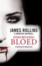 James  Rollins De orde van de Sanguinisten 2 Onschuldig bloed
