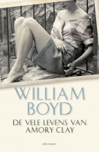 William  Boyd De vele levens van Amory Clay