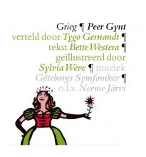 Bette  Westera Peer Gynt + CD