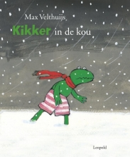 Max  Velthuijs Kikker in de kou