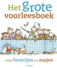 , Het grote voorleesboek voor broertjes en zusjes