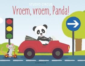 Studio  Studio Circus Vroem, vroem, Panda!