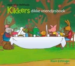 Max Velthuijs , Kikkers dikke vriendjesboek