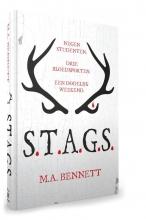 M. A. Bennett , S.T.A.G.S.