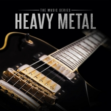 Ed van Eeden , Heavy metal - The Music Series