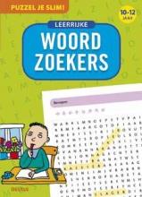 Puzzel je slim! Leerrijke woordzoekers 10-12 JR