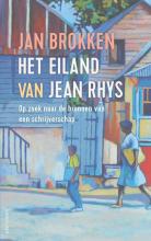 Jan Brokken , Het eiland van Jean Rhys