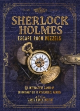 James Hamer-Morton , Sherlock Holmes Escaperoom Puzzels