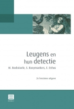 Els Enhus Marc Bockstaele  Sophie Raeymaekers, Leugens en hun detectie