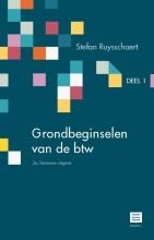 Stefan Ruysschaert , Grondbeginselen van de btw 1