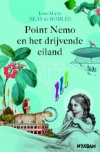 Jean-Marie  Blas de Roblès Point Nemo en het drijvende eiland