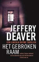 Jeffery  Deaver Het gebroken raam