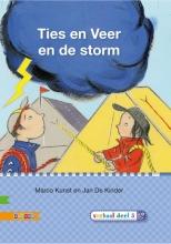 Marco Kunst , Ties en Veer en de storm AVI E3