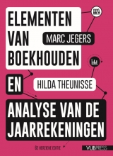 Hilda Theunisse Marc Jegers, Elementen van boekhouden en analyse van de jaarrekeningen