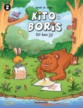 Aimee de Jongh Kito en Boris 2 Dit ben jij!