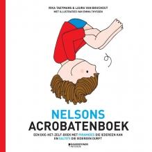 Rika  Taeymans, Laura Van Bouchout Nelsons acrobatenboek