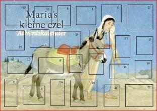 Gunhild Sehlin , Maria`s kleine ezel