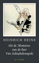 Heinrich  Heine Uit de memoires van de heer von Schnabelewopski